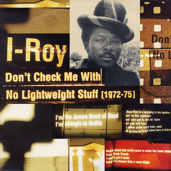 Don't Check Me with No Lightweight Stuff 1972-75 album cover