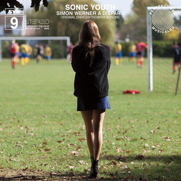 SYR 9: Simon Werner a Disparu album cover