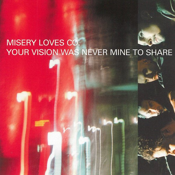 Your Vision Was Never Mine to Share album cover