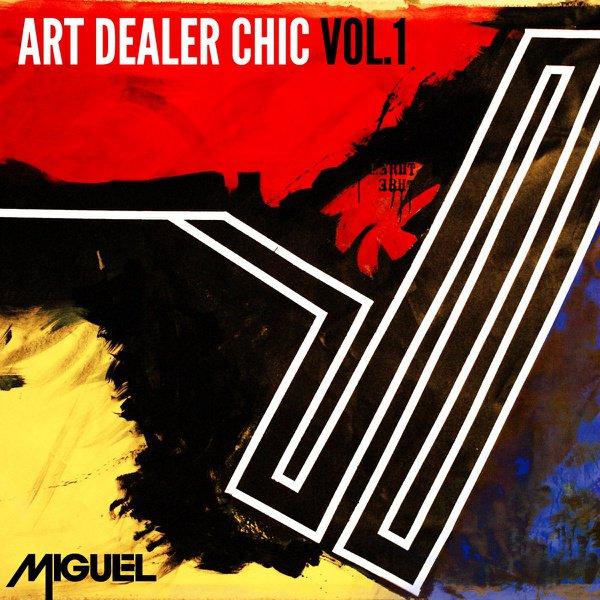 ART DEALER CHIC EP vol. 1 album cover