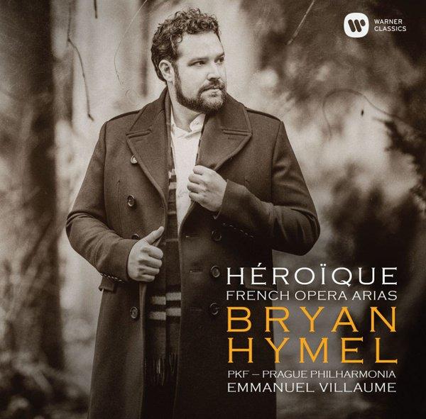 Héroïque: French Opera Arias album cover