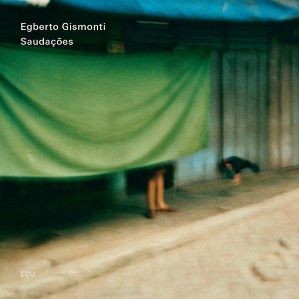 Saudações album cover