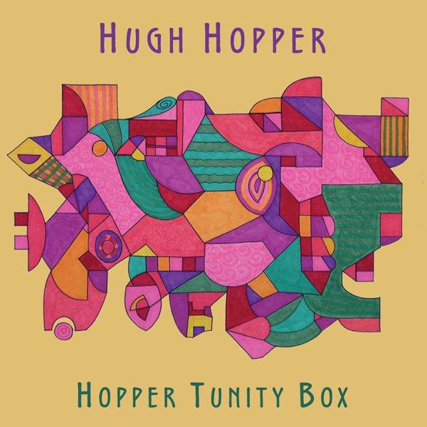 Hopper Tunity Box album cover