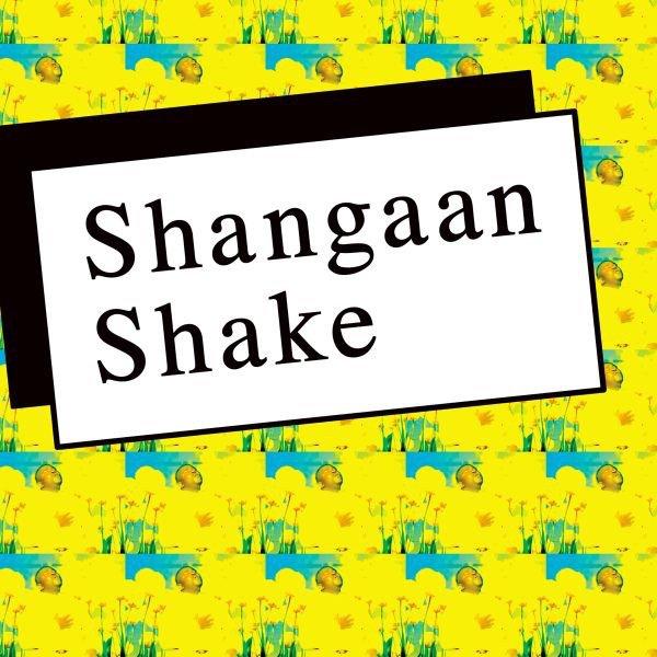 Shangaan Shake album cover