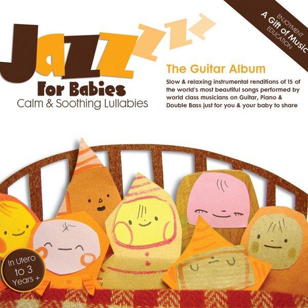 Jazz for Babies: The Guitar Album album cover