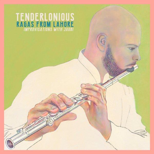 RAGAS FROM LAHORE - improvisations with Jaubi album cover
