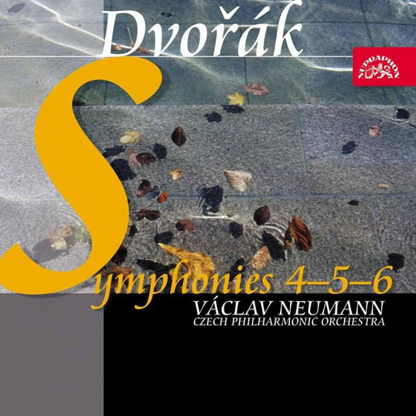 Dvorák: Symphonies Nos. 4-6 album cover