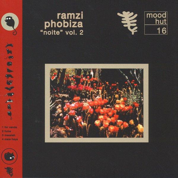 """Phobiza """"Noite"""" Vol. 2 album cover"""