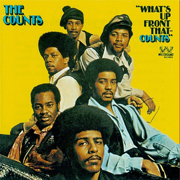 What's Up Front That Counts album cover
