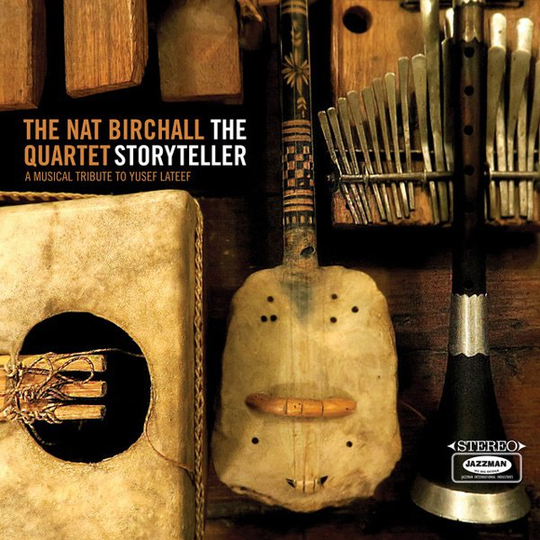 The Storyteller: A Musical Tribute to Yusef Lateef album cover