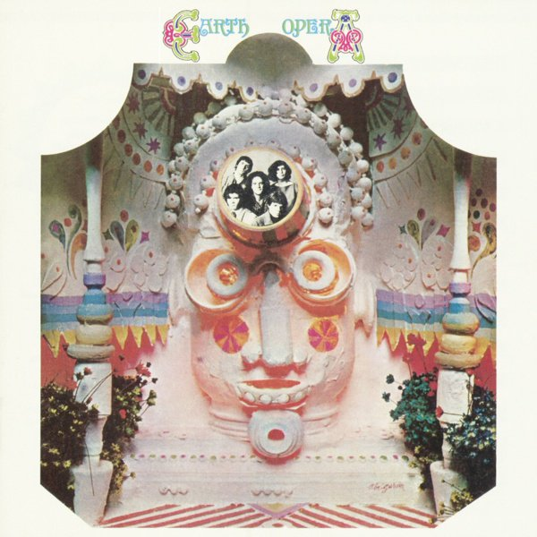 Earth Opera album cover
