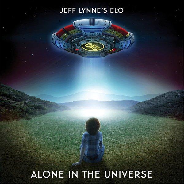 Alone in the Universe album cover