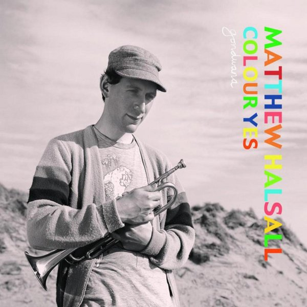 Colour Yes album cover
