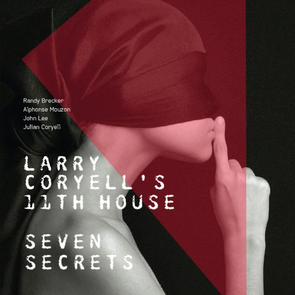 Seven Secrets album cover