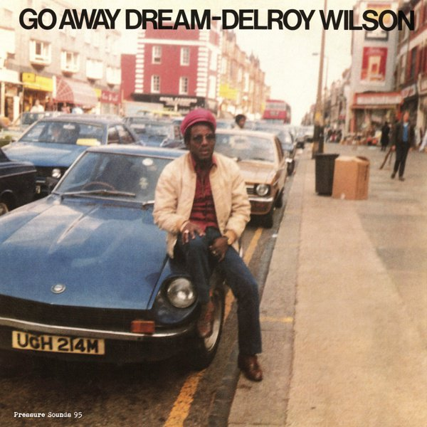 Go Away Dream album cover
