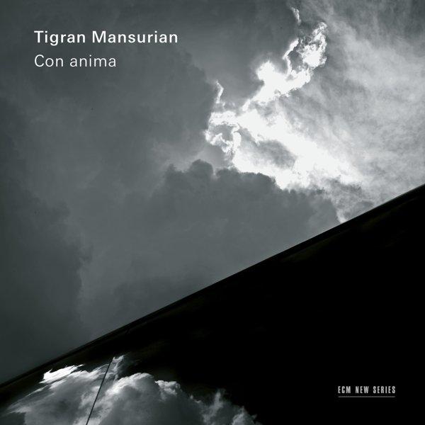 Tigran Mansurian: Con anima album cover