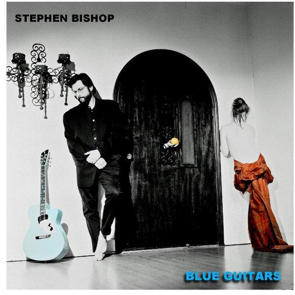 Blue Guitars album cover
