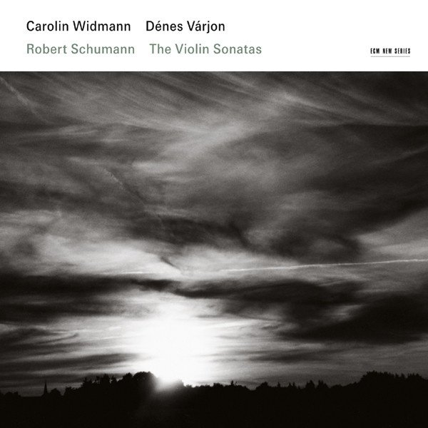 Schumann: The Violin Sonatas album cover