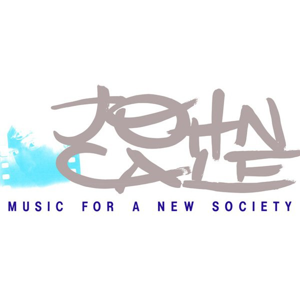 Music for a New Society album cover
