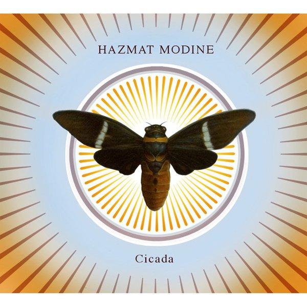 Cicada album cover