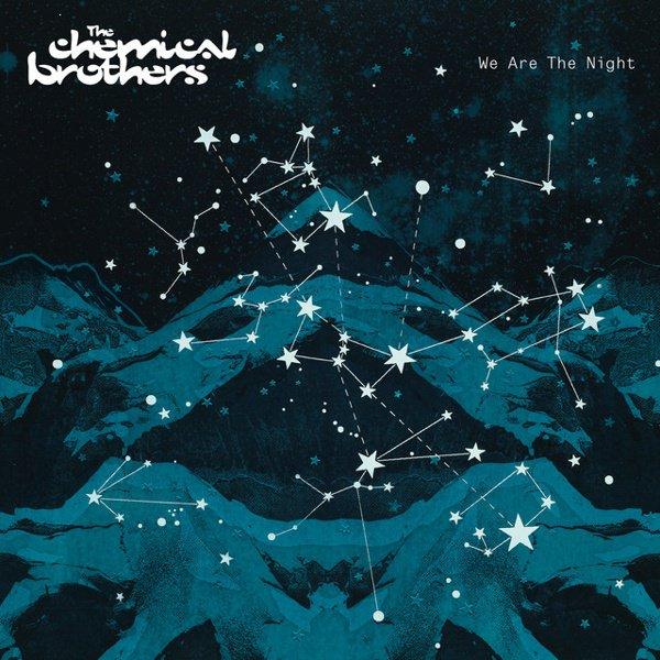 We Are the Night album cover