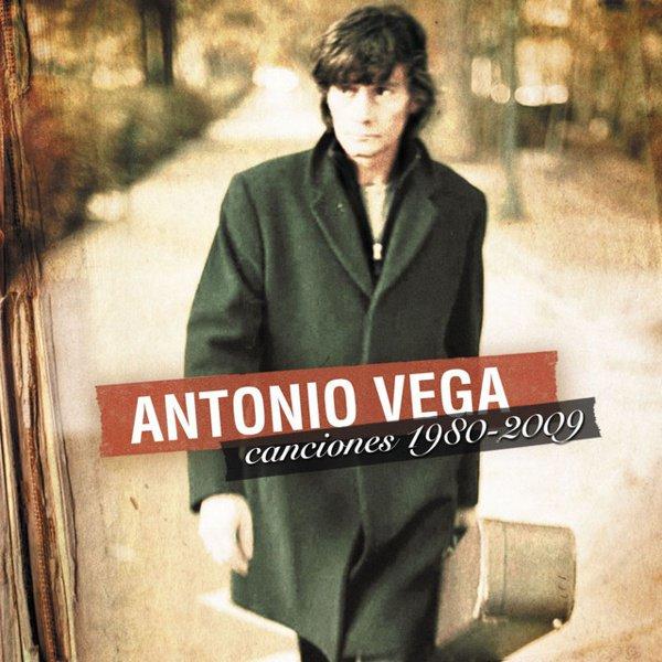 Canciones 1980-2009 album cover