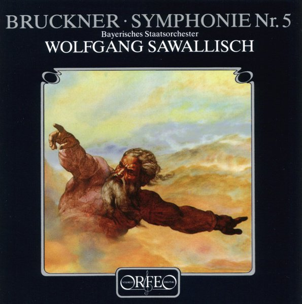 Bruckner: Symphonie No.5 album cover
