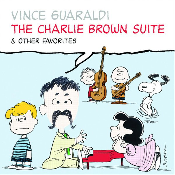 The Charlie Brown Suite & Other Favorites album cover