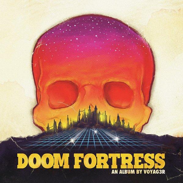 Doom Fortress album cover