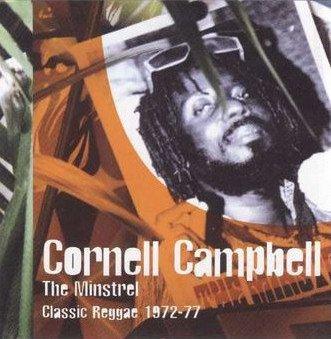 The Minstrel - Classic Reggae 1972-77 album cover