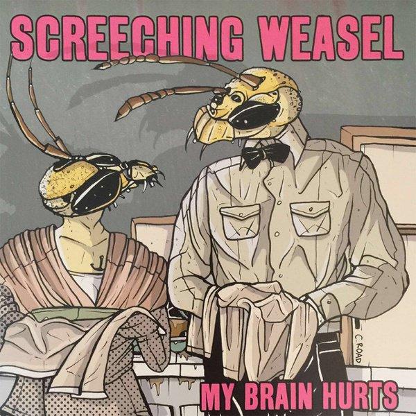 My Brain Hurts album cover