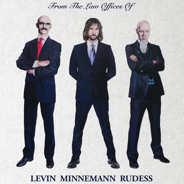 From the Law Offices of Levin Minnemann Rudess album cover
