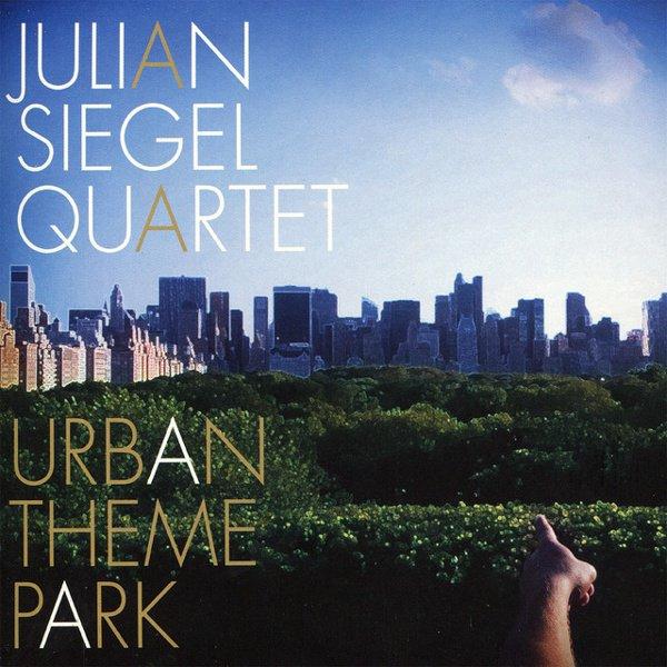Urban Theme Park album cover