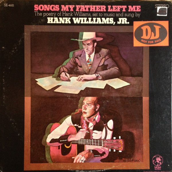 Songs My Father Left Me album cover