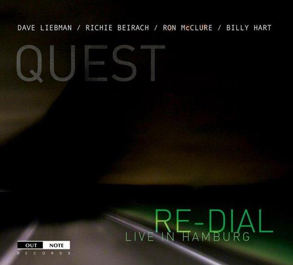 Re-Dial: Live in Hamburg album cover
