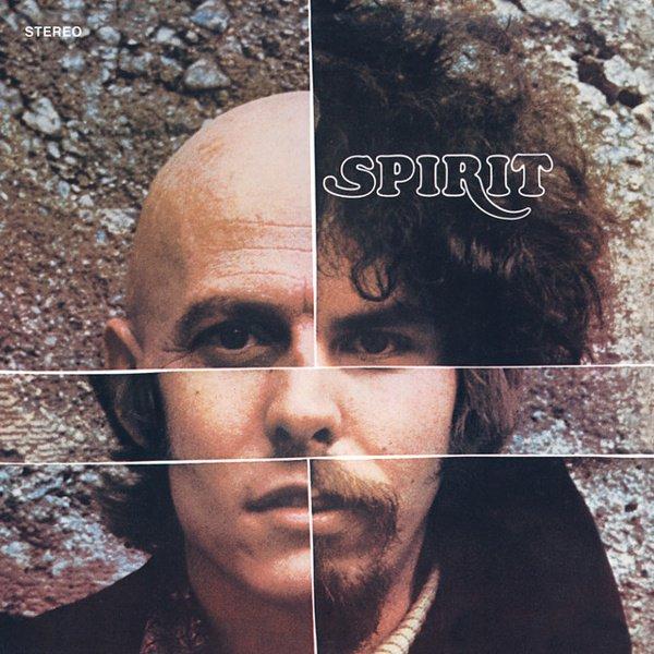 Spirit album cover