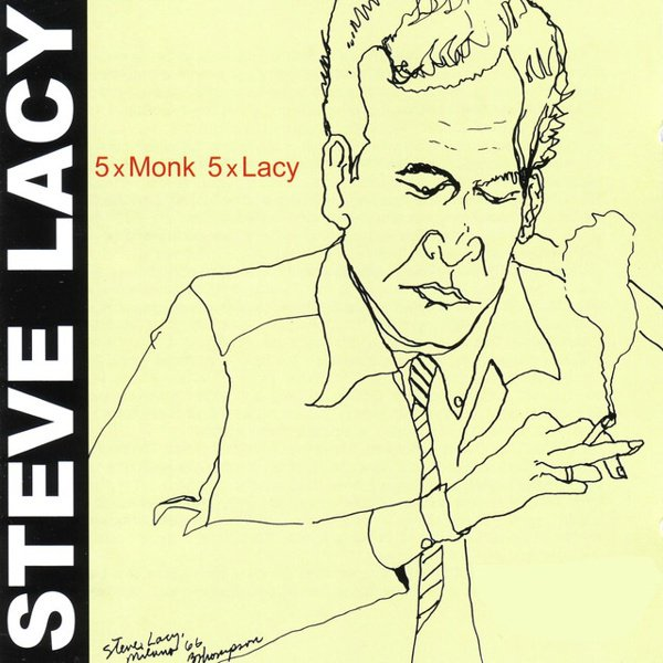 5 X Monk X Lacy album cover