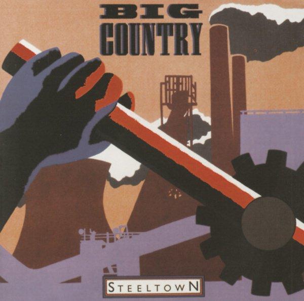 Steeltown album cover