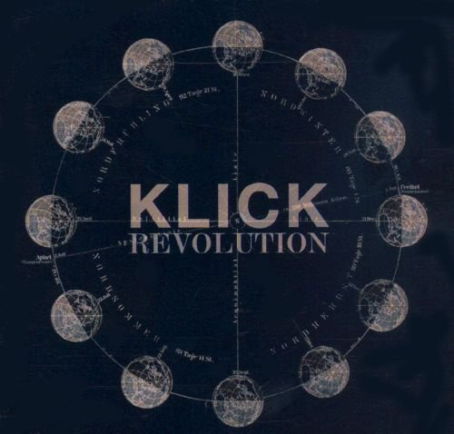 Klick Revolution album cover