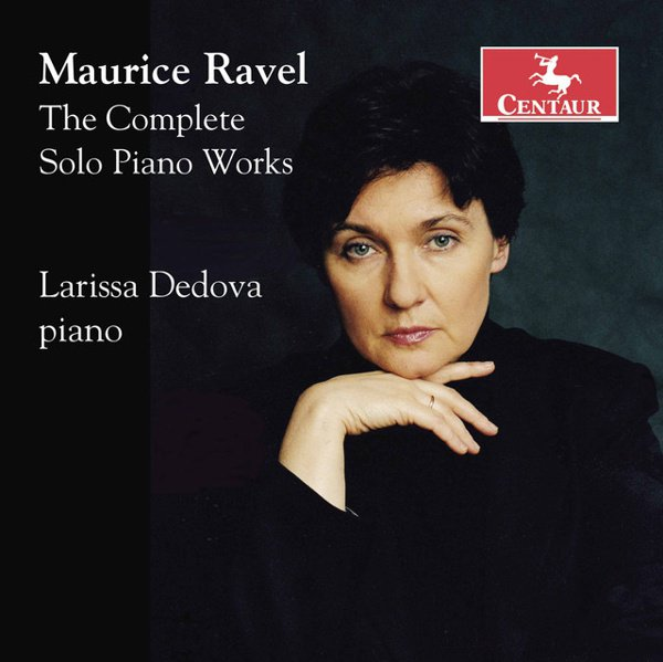Maurice Ravel: The Complete Solo Piano Works album cover