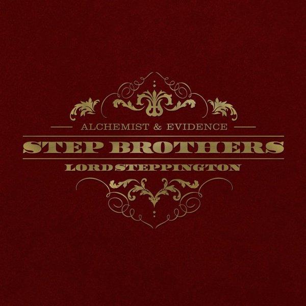 Lord Steppington album cover