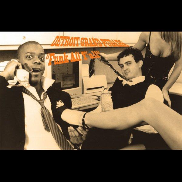 Funk All Y'all album cover