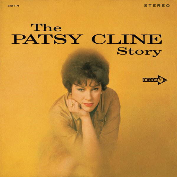 The Patsy Cline Story album cover