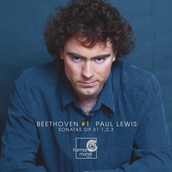 Beethoven # 1 album cover