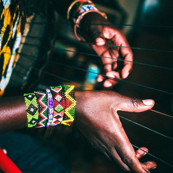 Grandmaster Masese: New African Soundz Singles No.1 album cover