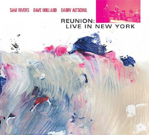 Reunion: Live in New York album cover