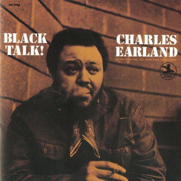 Black Talk! album cover