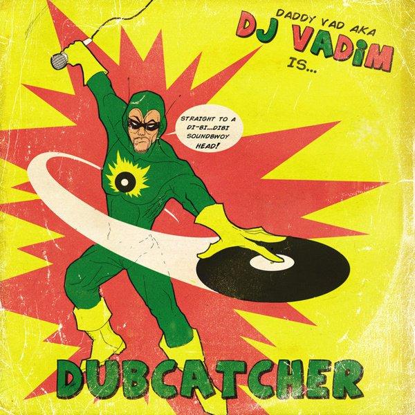Dubcatcher album cover