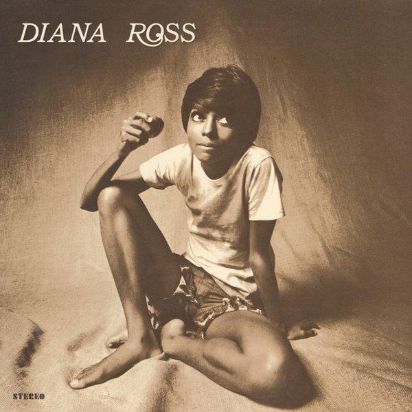 Diana Ross [1970] album cover