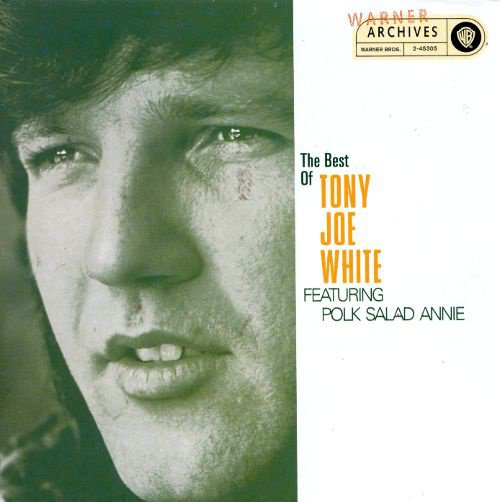 The Best of Tony Joe White album cover